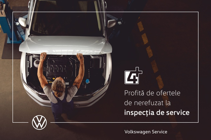 Oferta 4+ Volkswagen (MAI 2021)