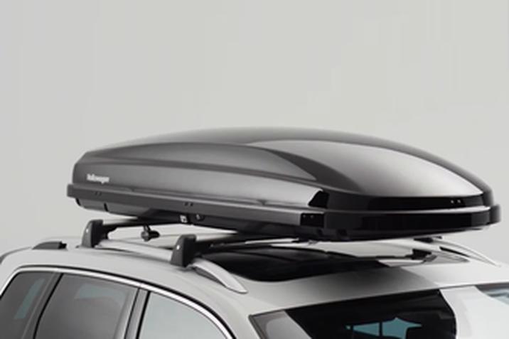 Cutia de bagaje Volkswagen