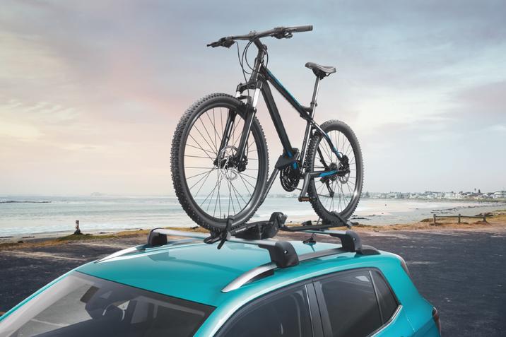 Suport original Volkswagen pentru bicicleta