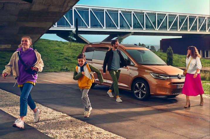 Descopera noul Volkswagen Caddy la MHS Motors Baia Mare