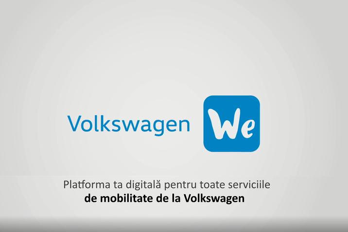 Volkswagen WeConnectGo App